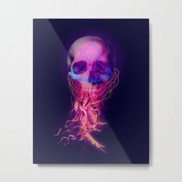 Six Feet Under the Sea Metal Print