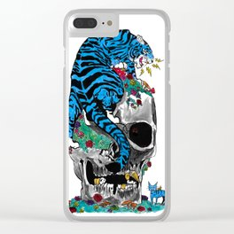 Catacomb OG Clear iPhone Case