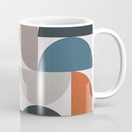 Mid Century Modern Geometric 25 Coffee Mug