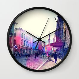 Tallinn art 9 #tallinn #city Wall Clock