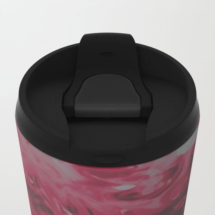 lovehurts Metal Travel Mug