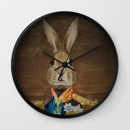 The most innocent general ever Wall Clock