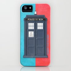 10th Doctor - DOCTOR WHO Slim Case iPhone (5, 5s)