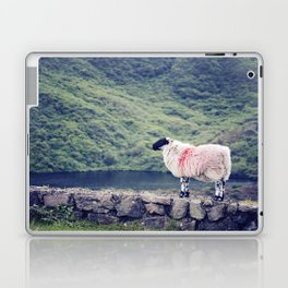Living on the Edge Laptop & iPad Skin