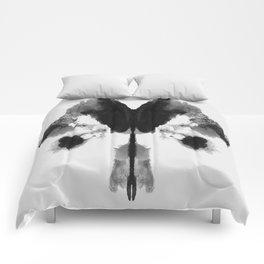 Form Ink Blot No. 30 Comforters