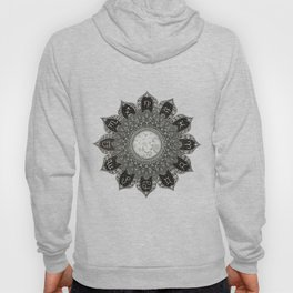Astrology Signs Mandala Hoody