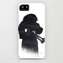 I'll Bear You Home iPhone Case