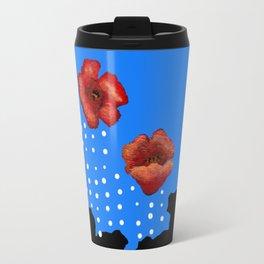 Coquelicot et larmes Travel Mug