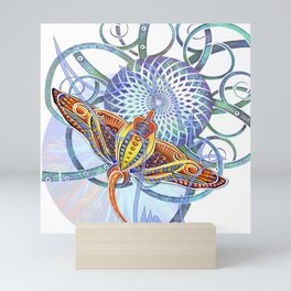 Sting Ray Mount Mini Art Print