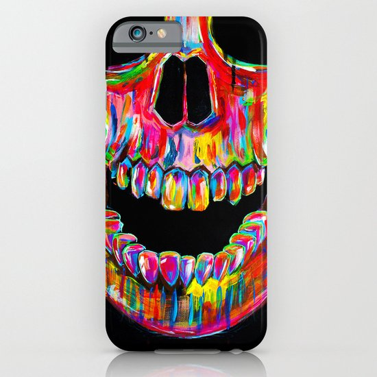 Chromatic Skull iPhone & iPod Case