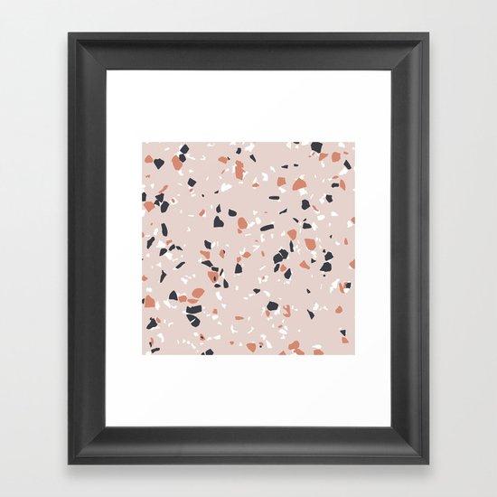 Terrazzo Pink by caitlinworkman