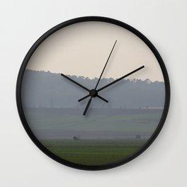 Armageddon Wall Clock