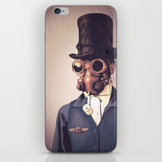 Steampunk iPhone & iPod Skin