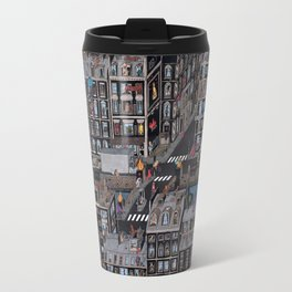 Parisian Neighbourhood Travel Mug