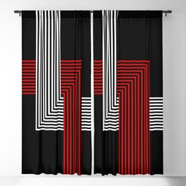 Connected Blackout Curtain