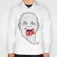 silence of the lambs Hoodies featuring Ready when you are, Sergeant Pembry. // Silence of the Lambs by boy Roland