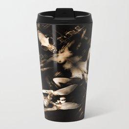 OZONE FISSION ,version 3 Travel Mug