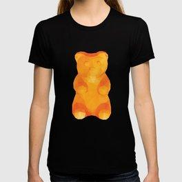 Gummy Bear Polygon Art T-shirt