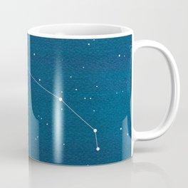 Aries zodiac constellation Coffee Mug