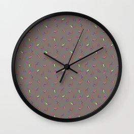 LITTLE PARROTS  Wall Clock