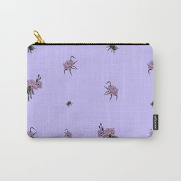 Spiderflower Carry-All Pouch