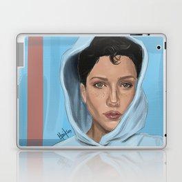 Hooded Queen Laptop & iPad Skin