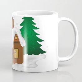 Winter scenery Coffee Mug