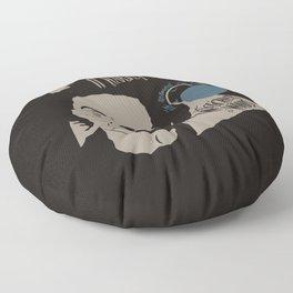 Watcher Floor Pillow