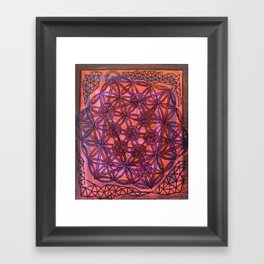 treetree Framed Art Print