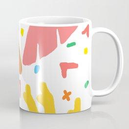 Matisse Confetti Coffee Mug