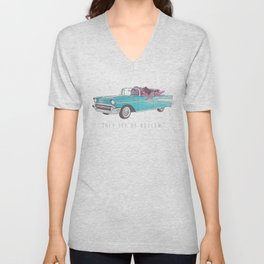 The See Us Rollin' Unisex V-Neck