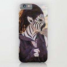 Zebra Girl iPhone 6s Slim Case