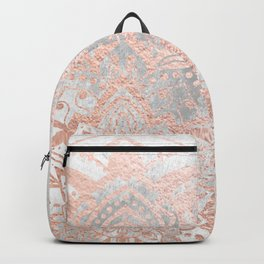 ROSE GOLD MANDALA Backpack
