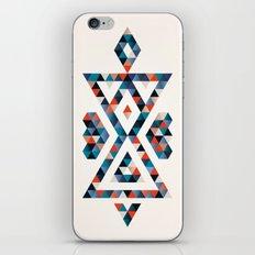 INDIAN - TIME iPhone & iPod Skin