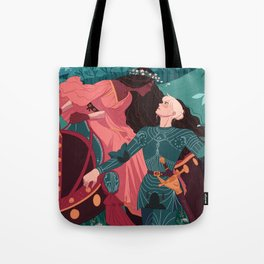 The Beautiful Lady Without Mercy  Tote Bag