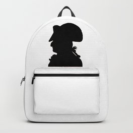 Pirate silhouette Backpack