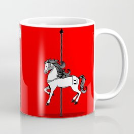Chinese New Year of the Horse Coffee Mug