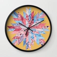 H2O B Wall Clock