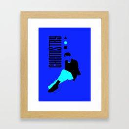 SHINee - Chemistry Framed Art Print