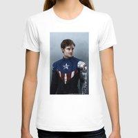 bucky T-shirts featuring Bucky by E Cairns Art