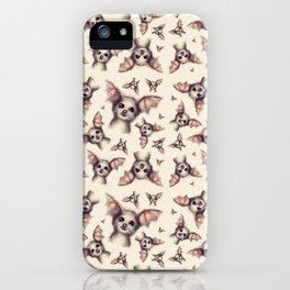 What the Fox - Pattern iPhone Case