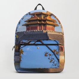 Forbidden City Beijing China Ultra HD Backpack