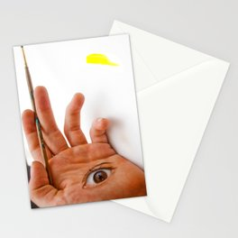 Through the Hand Stationery Cards
