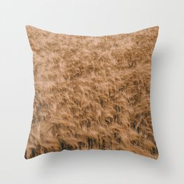 Vintage Field 04 Throw Pillow