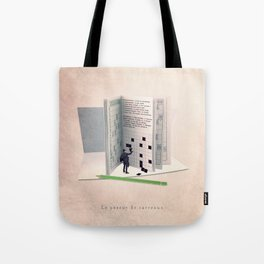 The grid filler Tote Bag