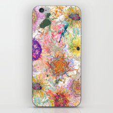 Flower Child iPhone & iPod Skin