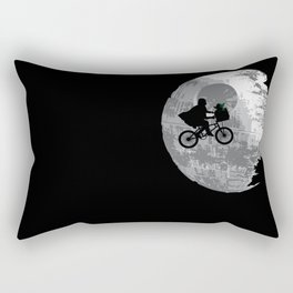 Yoda Phone Home Rectangular Pillow
