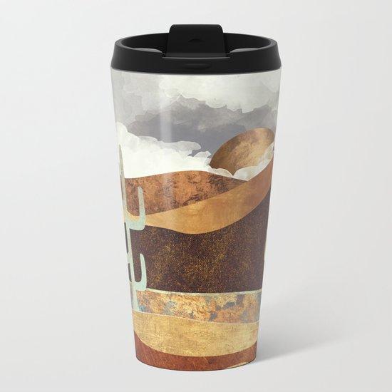 Patina Desert Metal Travel Mug
