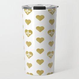 Love Gala Travel Mug