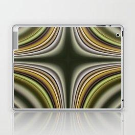 Fractal Cross in CMR 01 Laptop & iPad Skin
